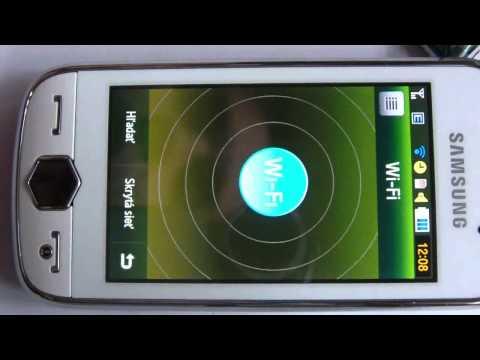 Samsung Jet youtube wi fi