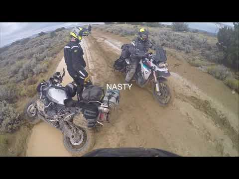 NMBDR 2017 - New Mexico Backcountry Discovery Route - braapin' on big bikes
