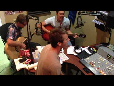 Zipper Envy at Z99 radio station (unedited)