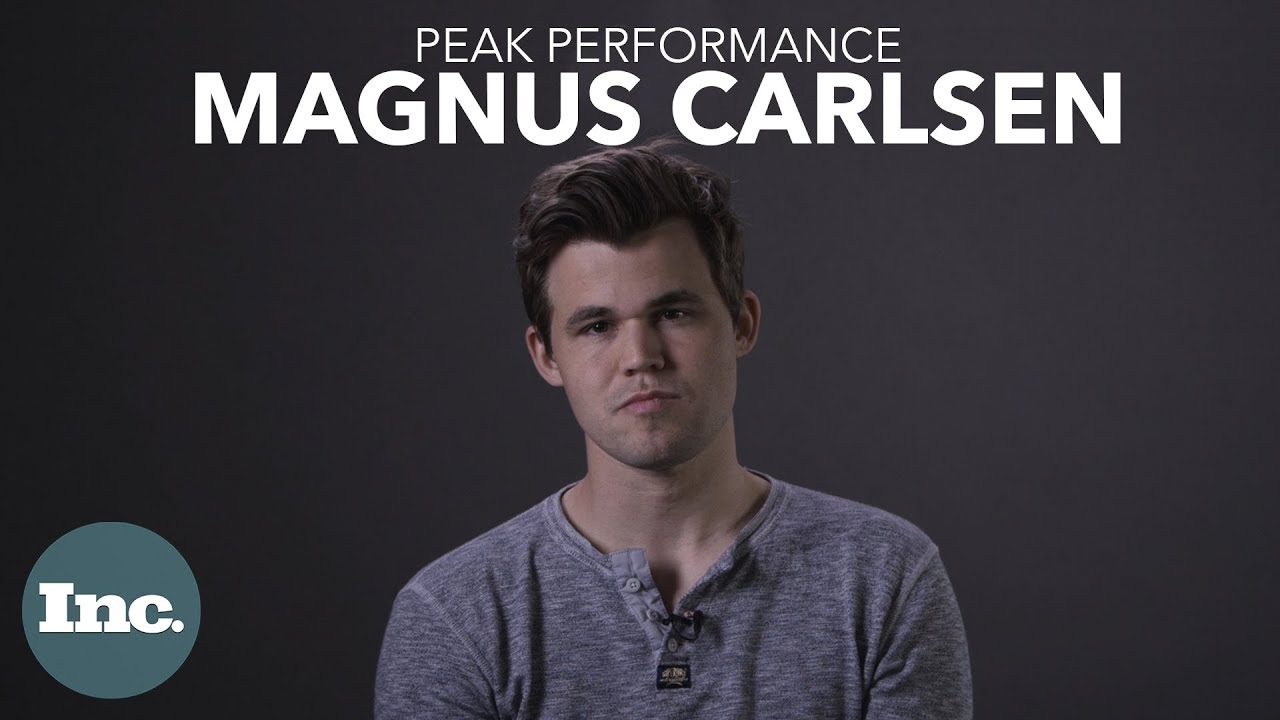 How Chess Grandmaster Magnus Carlsen Became No. 1 in the World