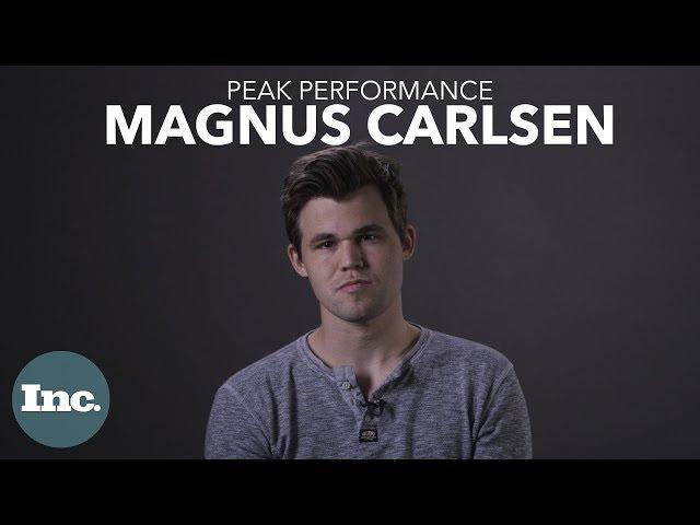 How Chess Grandmaster Magnus Carlsen Became No. 1 in the World   Peak Performance