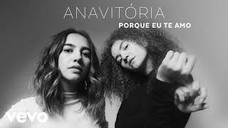 Baixar ANAVITÓRIA - Porque Eu Te Amo - Violino Cover