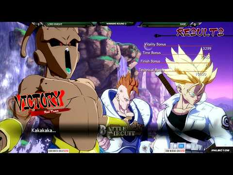 Next Level Battle Circuit v.108 - DBFZ Tournament 2 [1080p/60fps] (TIMESTAMP)