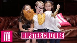 """Even Though Hipsters Look The Smartest, They're Not The Smartest"" 
