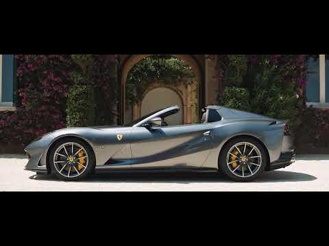 Ferrari 812 GTS V12 Spider News