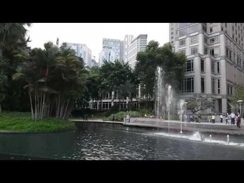 KLCC Park - Malaysia 2017