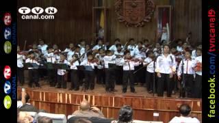 Orquesta Infanto juvenil ATAHUALPA
