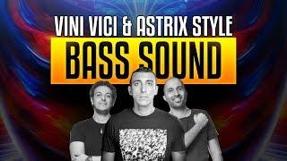 Creating Psytrance: Vini Vici & Astrix Style Bass Sound