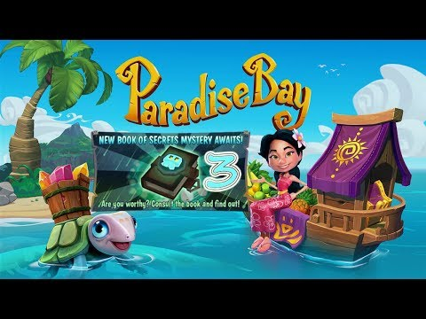 Paradise Bay,  Book Of Secrets 3