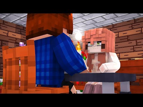SPYING ON A DATE | Rosewood High School (Minecraft School Roleplay E10)