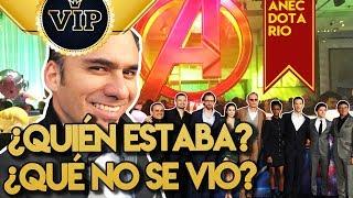 Download Me invitaron a la fiesta privada de Avengers Infinity War en Los Angeles #Anecdotario Mp3 and Videos