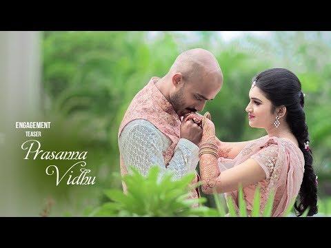 Engagement Teaser | Prasanna♥Vidhu | Coimbatore | Graphika Photography