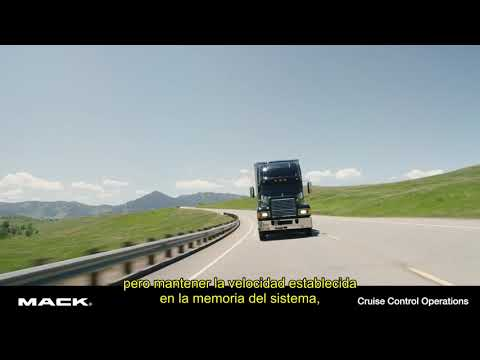 Cruise Control Operations (Spanish)