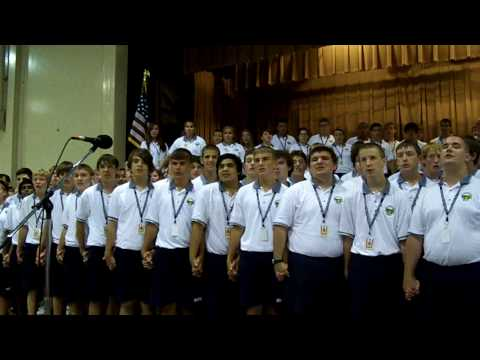 """2009 All-Ohio State Fair Youth Choir, """"Friends are Friends Forever"""""""