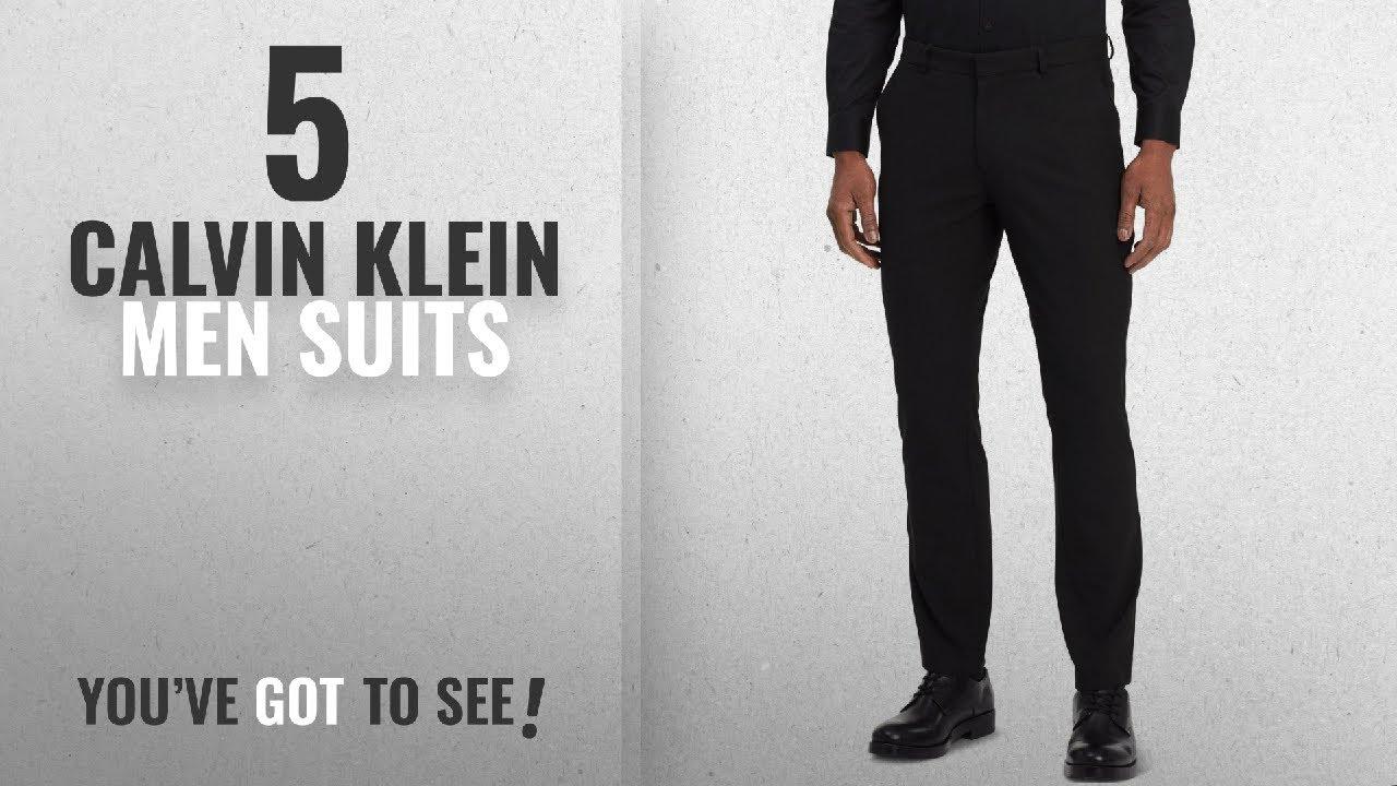 0e5962554 Top 10 Calvin Klein Men Suits [Winter 2018 ]: Calvin Klein Men's ...