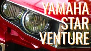 Yamaha Star Venture. Между Голдой и Харлеем #МОТОЗОНА №60