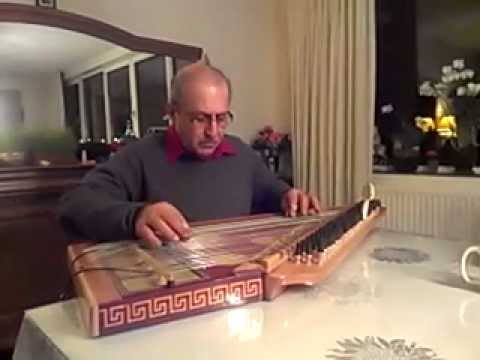 Ebrahim Fahimi Ghanoon Playing