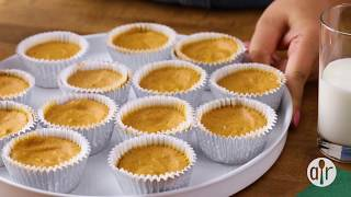 How to Make Pumpkin Cheesecake Cupcakes | Dessert Recipes | Allrecipes.com