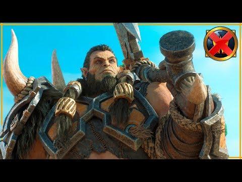 World of Kings или 27 способов поиграть в World of Warcraft на смартфоне   Обзор MMORPG