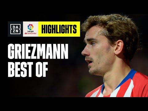 LaLiga: Antoine Griezmann Best Of