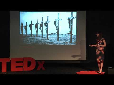 What Is The Joy Of Female Power? | Marianna Fox | TEDxCoventGardenWomen