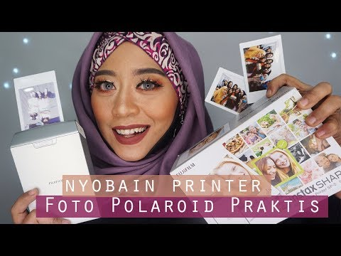 Review Fuji Film Instax Share SP2 | Nyobain Printer Foto Super Praktis