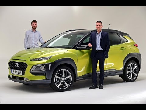 the new road test hyundai kona crossover youtube. Black Bedroom Furniture Sets. Home Design Ideas