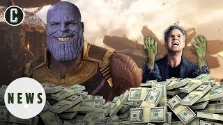 Avengers: Infinity War Box Office Crosses $1 Billion Faster Than Star Wars: The Force Awakens