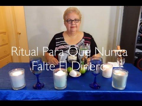 Ritual Para Que Nunca Falte El Dinero