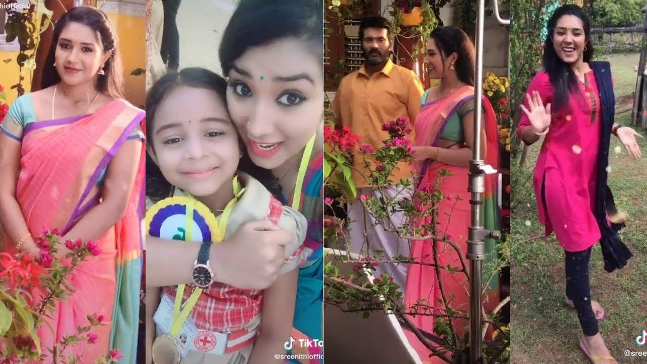 செந்தூரப்பூவே சீரியல் Vijay Tv TikTok | Senthoora Poove Vijay Tv Serial Latest Tamil Dubsmash Videos