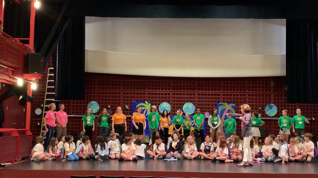 Week 2 2019 Meet the MetroArts Inc. Kids Camp Crew