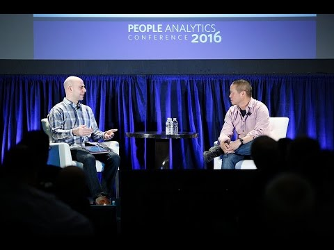 Wharton People Analytics Conference 2016: Tony Hsieh