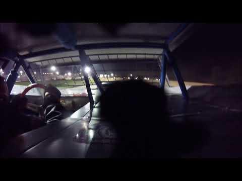 Brett McDonald Heat Race Lernerville Speedway 10/12/18 In-Car