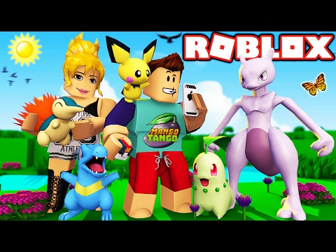 GEN 2 POKEMON GO IN ROBLOX