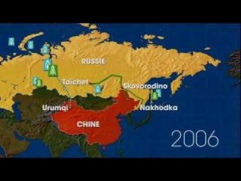 Russie/Chine, une relation atypique - Le Dessous des cartes