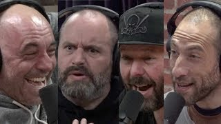 Joe, Bert, Tom and Ari Tell Foul Fart Stories