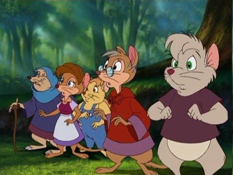 Секрет крыс мультфильм 2