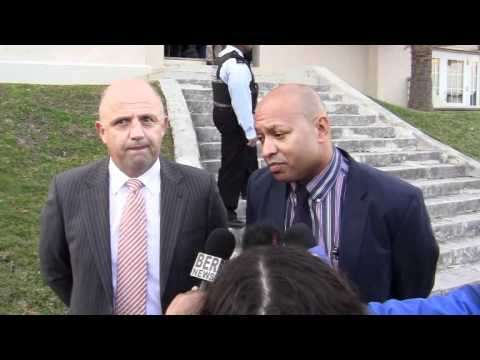 Police After Spalding Conviction Bermuda February 10 2012