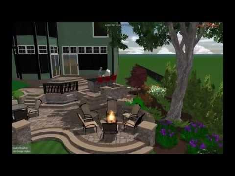"The ""Power"" of Design - 3D Outdoor Living Design Promo - VizX Design Studios"