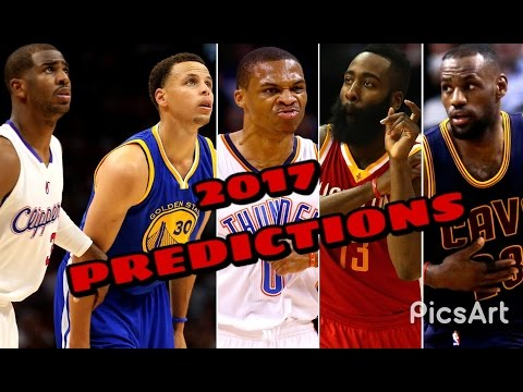 NBA Award Predictions 2016-17 (Colab With Black9ne)