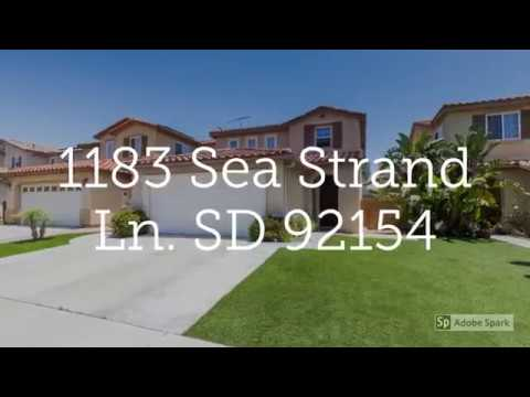Your Next Home Is Waiting - Ocean View Hills Neighborhood (92154)