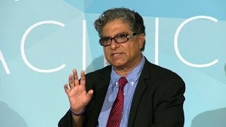 Mind, Body, Spirit: Wellbeing, Longevity and Health with Deepak Chopra --Atlantic Meets the Pacific