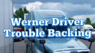 Werner Driver, Trouble Parking