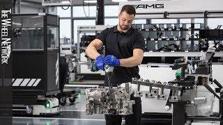 MercedesAMG M139 Engine Plant