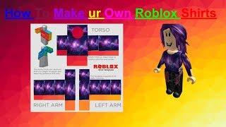 Wie man Ihre eigenen Hemden Roblox Paint net