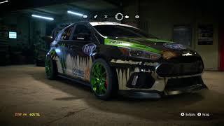 Need for Speed 2015 - ЗАМЕСЫ НА ДОРОГЕ