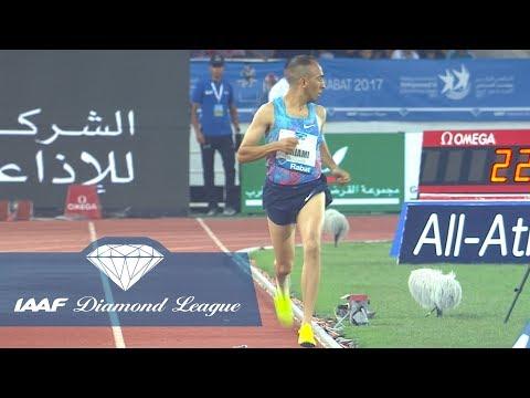 Epic False Start in the Men's 3000m - IAAF Diamond League Rabat 2017