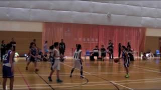 赤子全港公開三人籃球挑戰賽 (G12) 決賽 Oyster