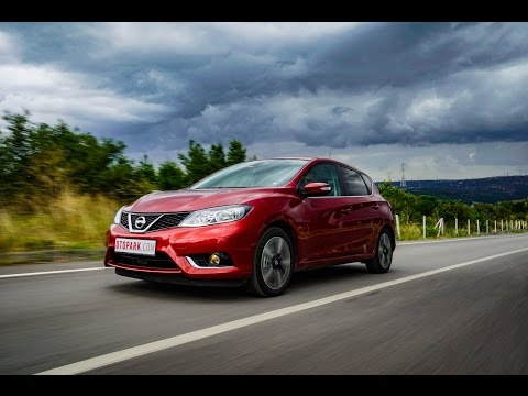 TEST | Nissan Pulsar DCi N-TEC [English Subtitled]