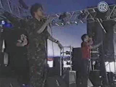 Atari Teenage Riot - Bizarre Live 1999